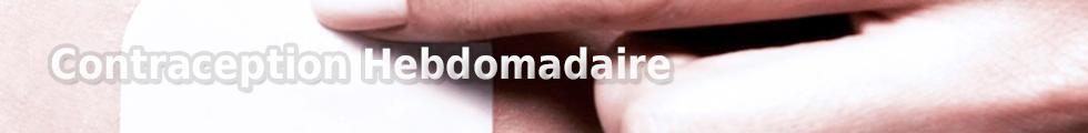 Contraception Hebdomadaire