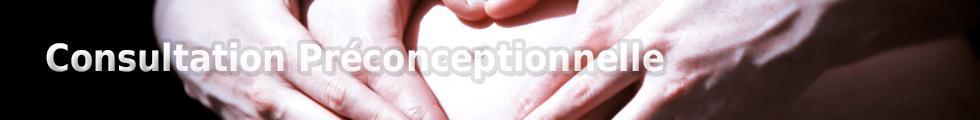 Consultation Préconceptionnelle